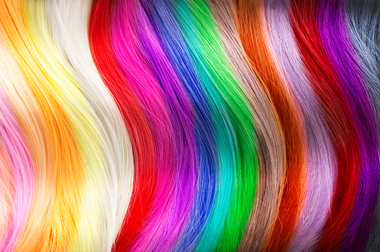 Creating Hair Coloring Ideas