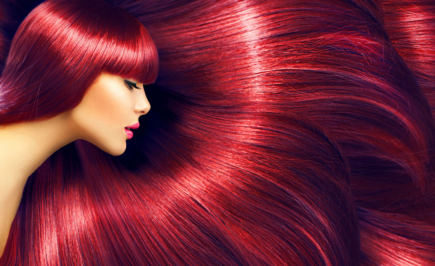 cranberry hair womens trend