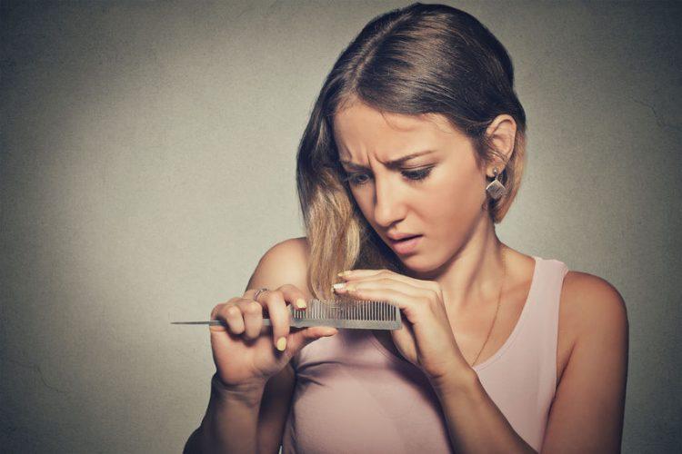 Women Hair Thinning